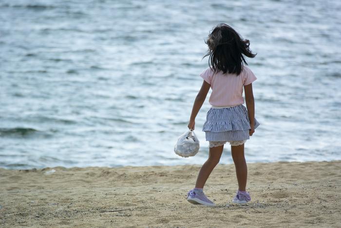 末っ子の「拾って集める」ブームが到来。後処理について考える夏。の画像1