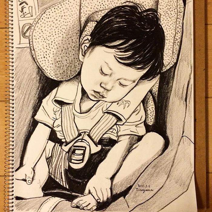 ああ、わが子のまあるいほっぺは国宝級!愛があふれる親目線のセカイの画像6
