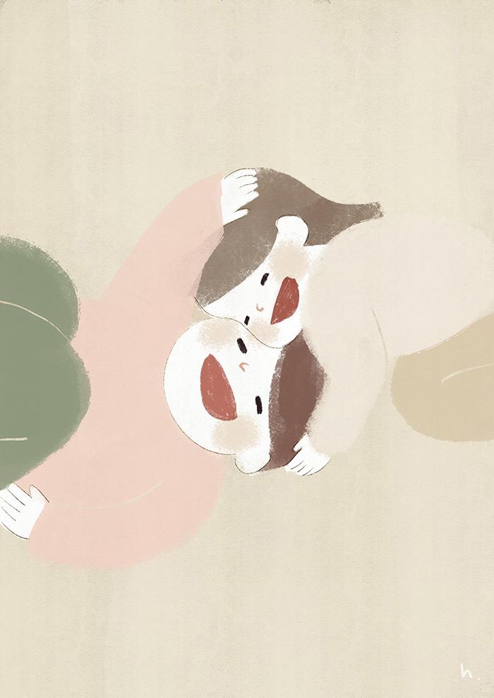 ああ、わが子のまあるいほっぺは国宝級!愛があふれる親目線のセカイの画像2
