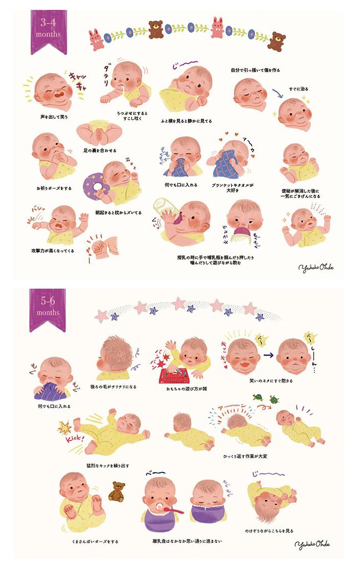 ああ、わが子のまあるいほっぺは国宝級!愛があふれる親目線のセカイの画像8