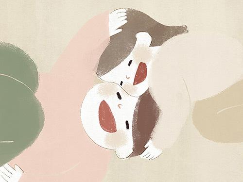 ああ、わが子のまあるいほっぺは国宝級!愛があふれる親目線のセカイのタイトル画像